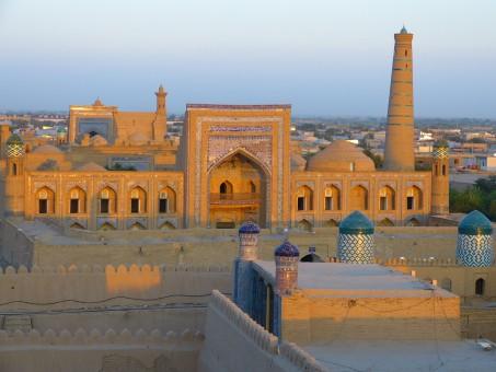 Quelques superbes villes à découvrir lors d'un voyage en Ouzbékistan
