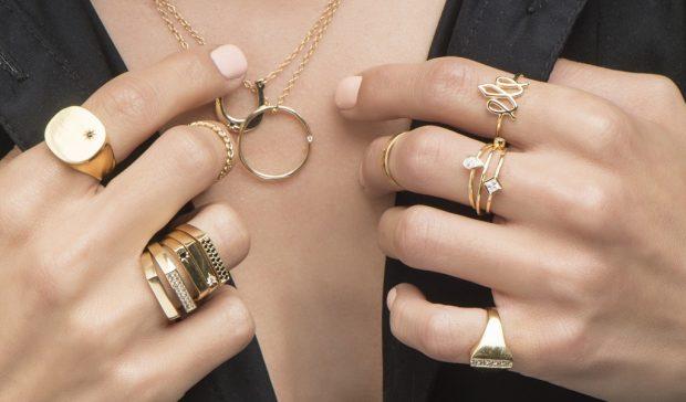 Bijoux, les avantages à porter de l'or et de l'argent