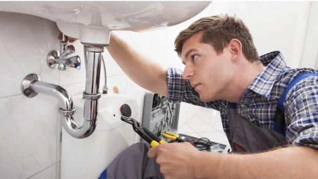 Le métier d'un bon plombier sérieux